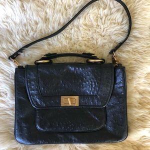 Rebecca Minkoff Croc Embossed Bag
